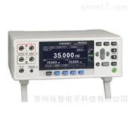 电阻计日置毫欧表