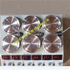 HJ-6A六頭數顯恒溫磁力攪拌器