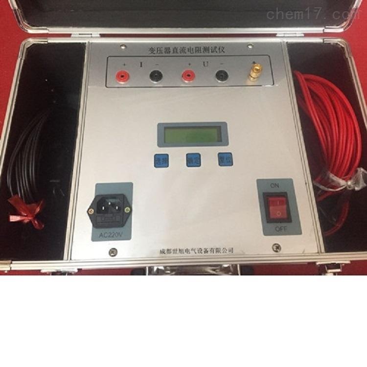 攀枝花变压器直流电阻测试仪承装修试资质