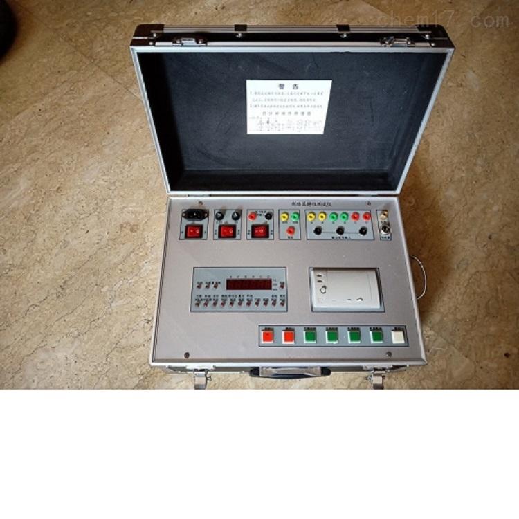 资阳电力断路器特性测试仪承装修试资质