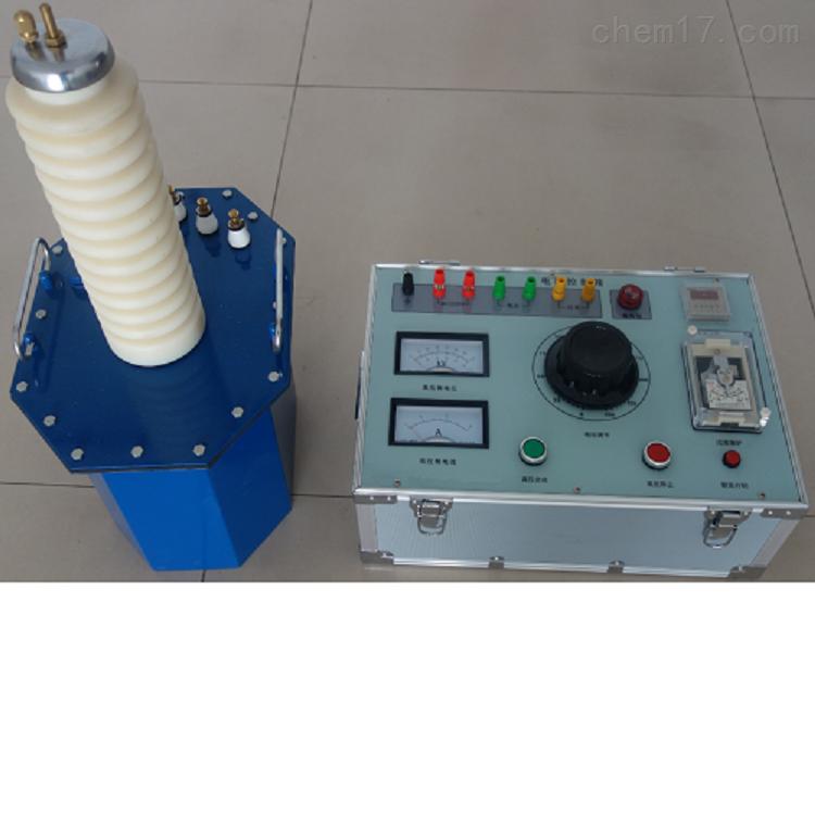 资阳电力工频耐压试验装置承装修试资质