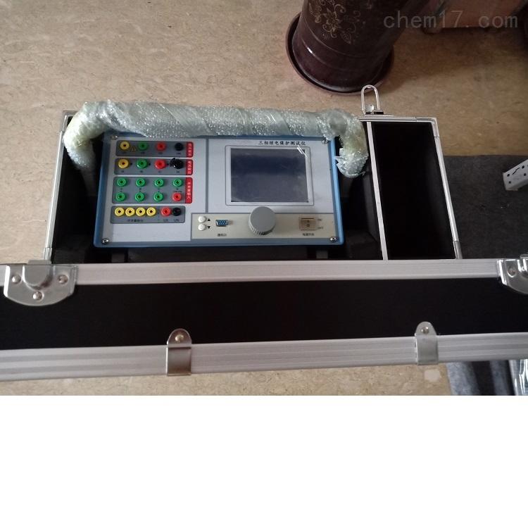 四川成都承装修试三相继电保护测试仪