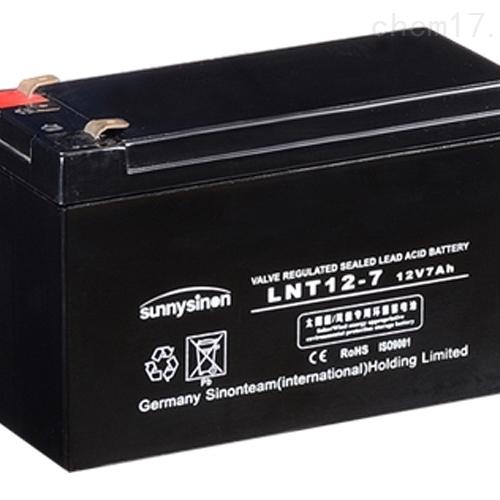 赛能蓄电池LNT12-12总代理