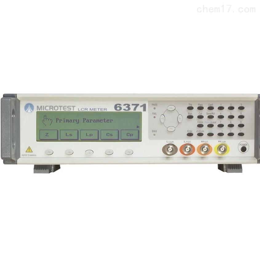 中国台湾益和MICROTEST 6371 LCR测试仪