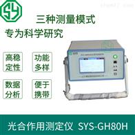 SYS-GH80H植物光合测量系统