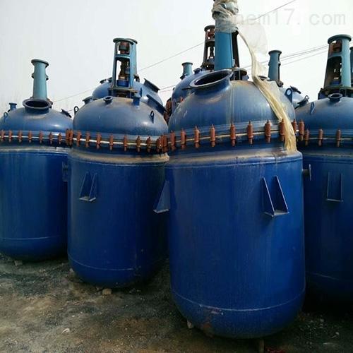 二手20吨加氢反应釜型号优惠出售