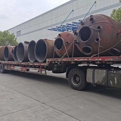 高品质15吨二手反应釜常年出售