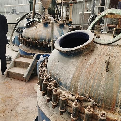 二手20吨加氢反应釜型号现货批发