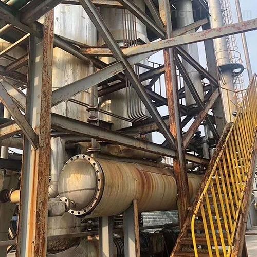 二手单效2吨蒸发器