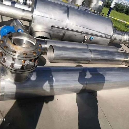 二手2.5平方刮板旋转薄膜蒸发器九成新