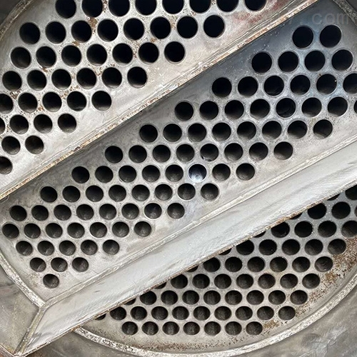 25吨二手三效降膜浓缩蒸发器厂家推荐