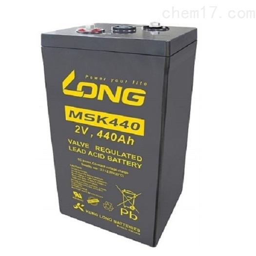LONG广隆蓄电池MSK440批发