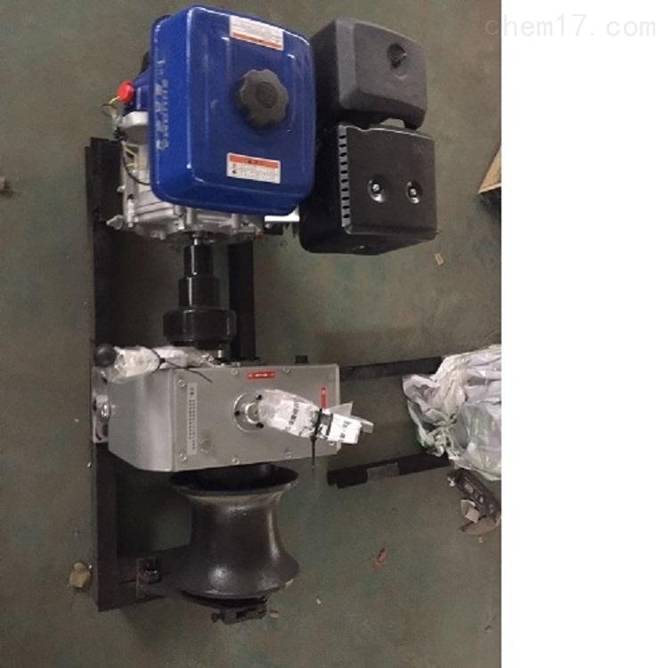成都承装修试机动绞磨机