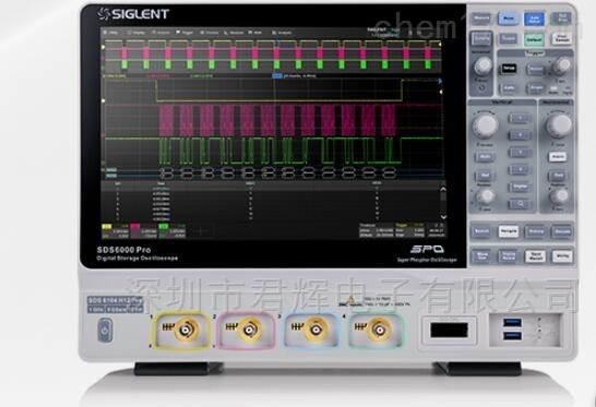 鼎阳500M带宽高分辨率数字示波器SDS6054