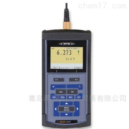 Multi3410便携式多功能电导率仪日本