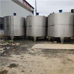 1-20立方生产不锈钢储存罐厂家