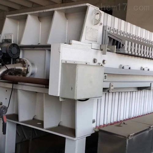 常年促销二手隔膜式压滤机一手货源