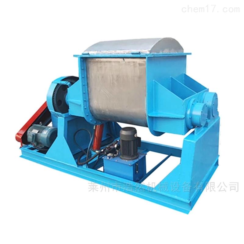 液压翻缸不锈钢捏合机