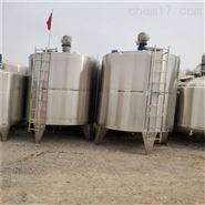 二手液体不锈钢搅拌罐 二手30吨储罐
