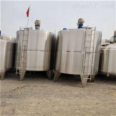 鑫旺二手液体不锈钢搅拌罐 二手30吨储罐