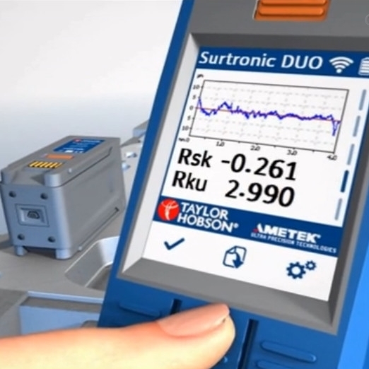 英国Taylor正品供应Surtronic DUO粗糙度仪