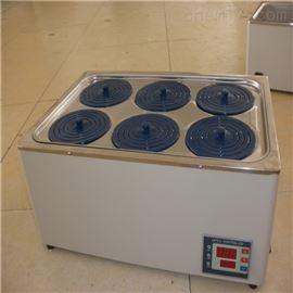 EMS-30六孔磁力搅拌恒温水浴锅
