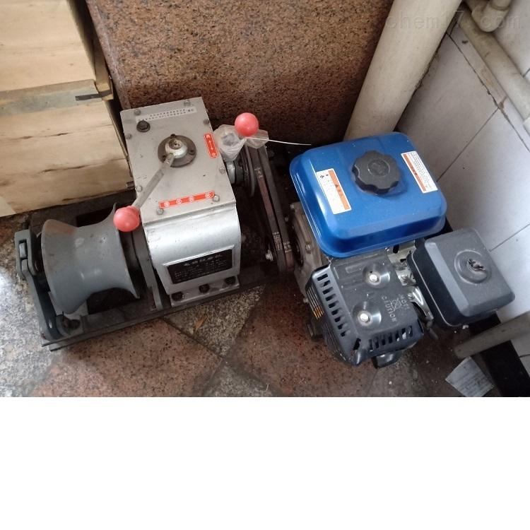 资阳承装修试电动绞磨机