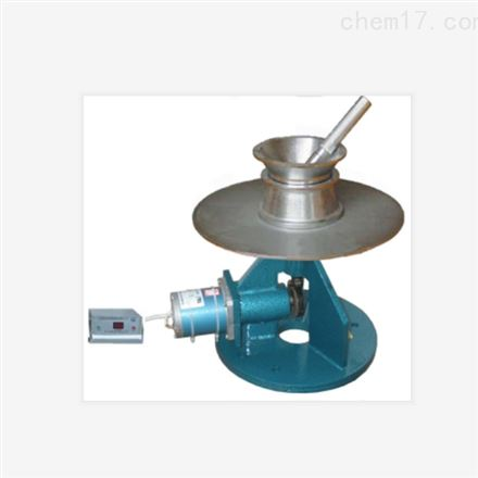 水泥胶砂流动度测定仪(电动跳桌)