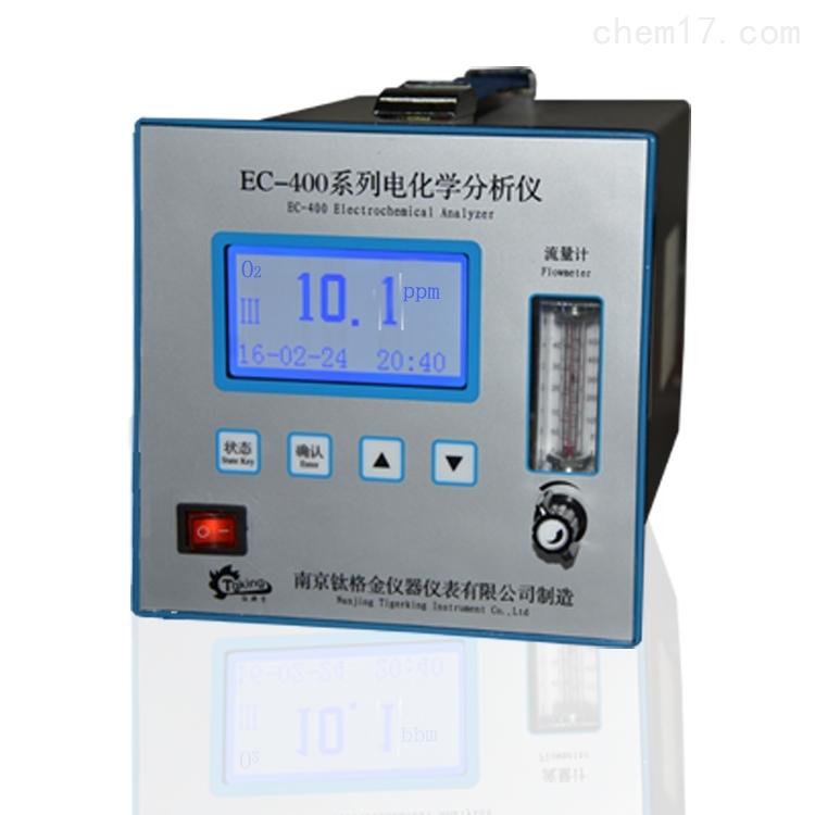 电化学微量氧分析仪