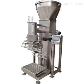 10-25公斤鱼粉半自动粉末定量包装秤厂家