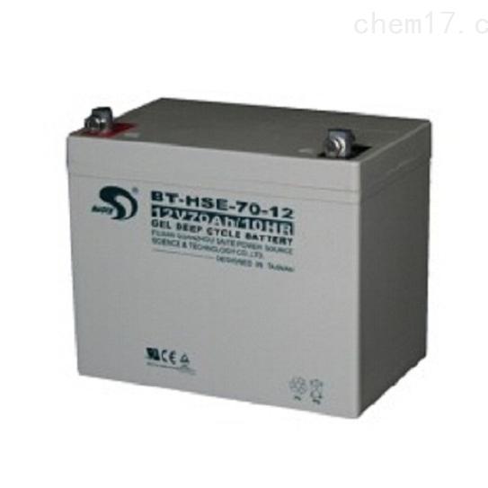 赛特蓄电池BT-HSE-70-12高级总代理