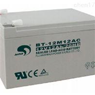 12V12AH赛特蓄电池BT-12M12AC销售