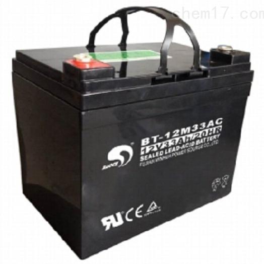 赛特蓄电池BT-12M33AC报价