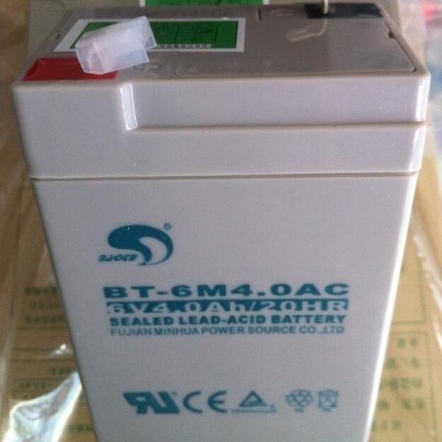 赛特蓄电池BT-6M4.0AC总代理
