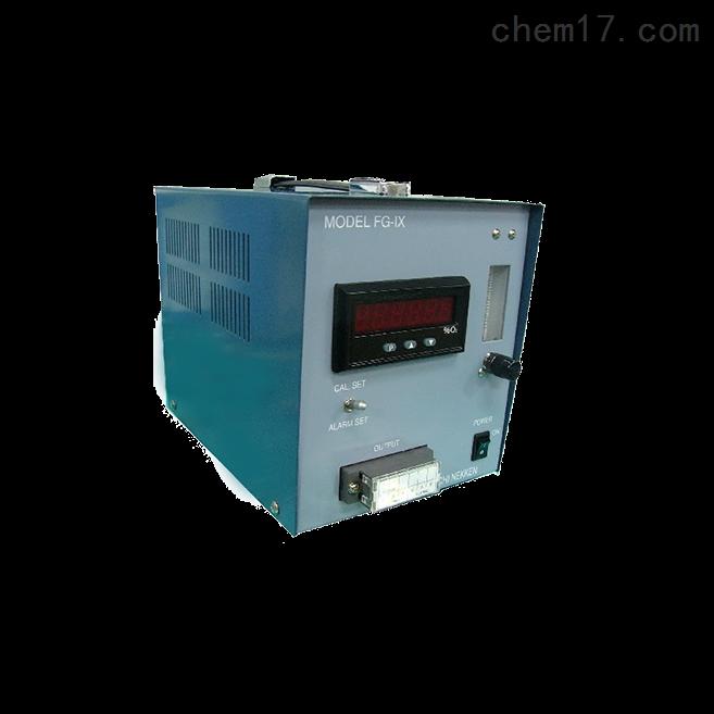 日本analyzer高浓度便携式氧气分析仪