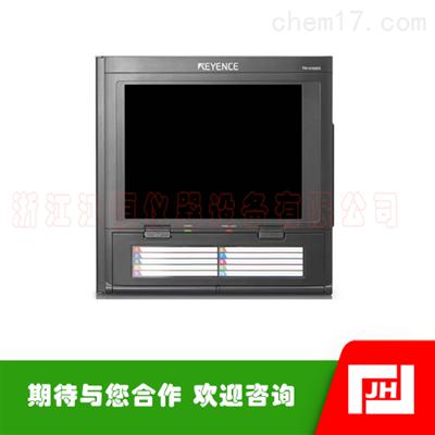 KEYENCE基恩士TR-H1000触摸屏记录仪