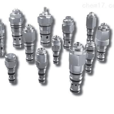 伊顿螺纹插装溢流阀RV5系列
