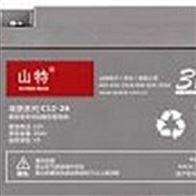 12V24AH山特蓄电池C12-24免维护
