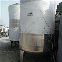 不锈钢10吨储罐大量处理
