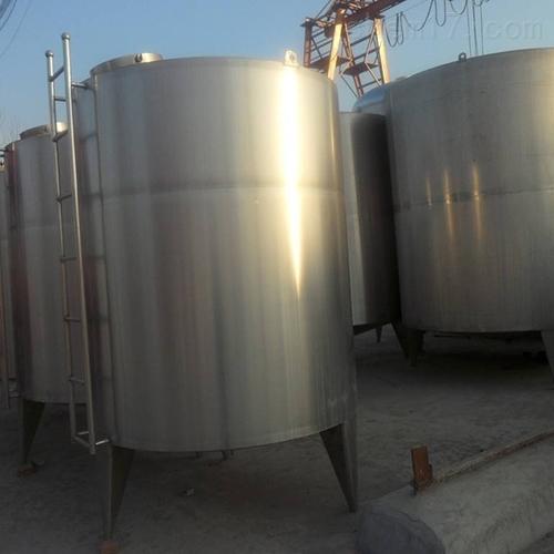 二手60立方不锈钢储水罐配置齐全