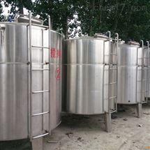 二手40立方304不锈钢双层保温储罐价格便宜