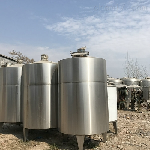 <strong>二手10立方不锈钢电加热搅拌罐价格合理</strong>