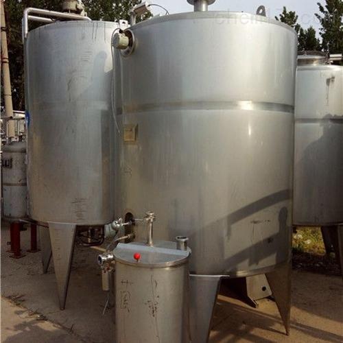 <strong>2吨不锈钢储罐设备九成新</strong>
