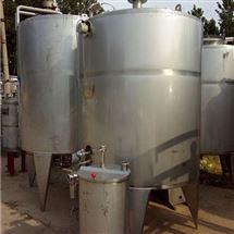 二手30升不锈钢储罐二手设备厂