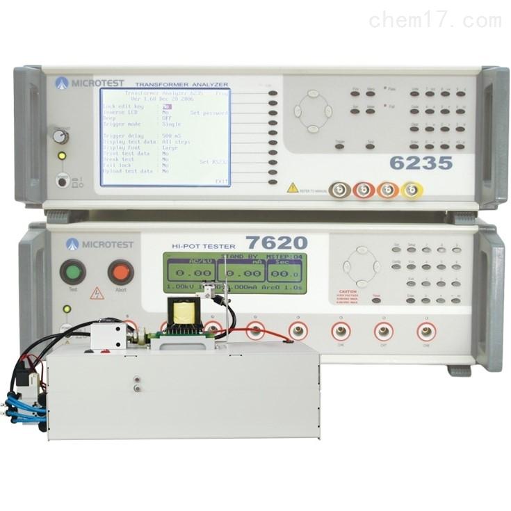 益和6235+7620 二合一变压器综合测试系统