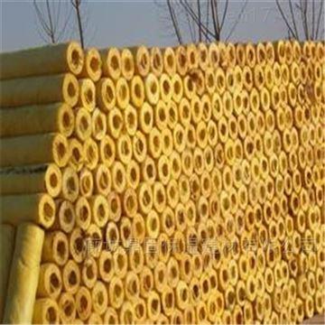 27~1020燃气管道施工玻璃棉保温管,绝热管壳厂家