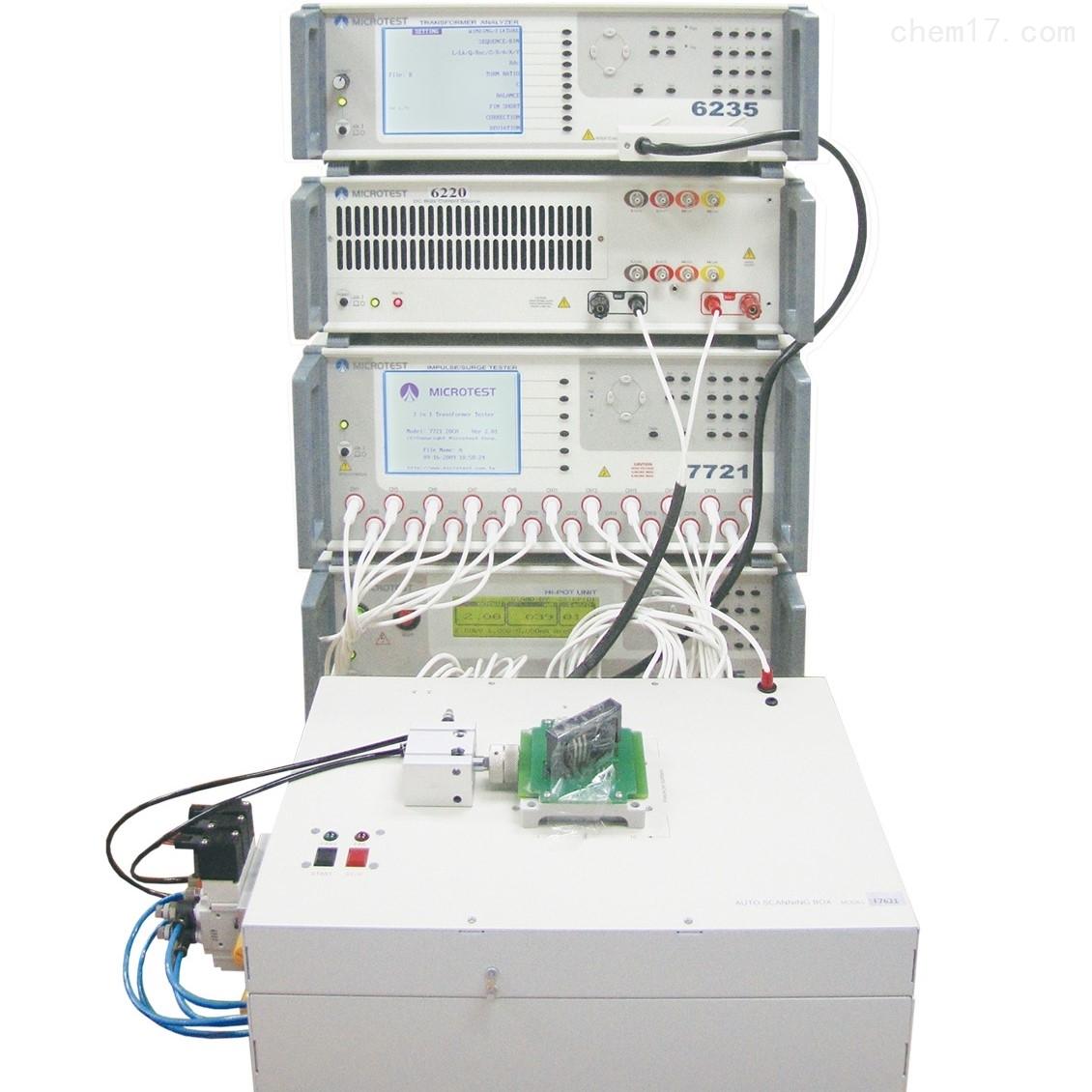 中国台湾益和四合一变压器综合测试系统