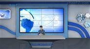 虚拟演播室搭建直播录播虚拟抠像系统方案