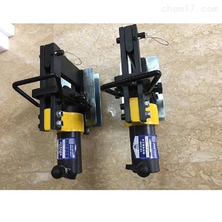 巴中电力承装修试液压弯排机