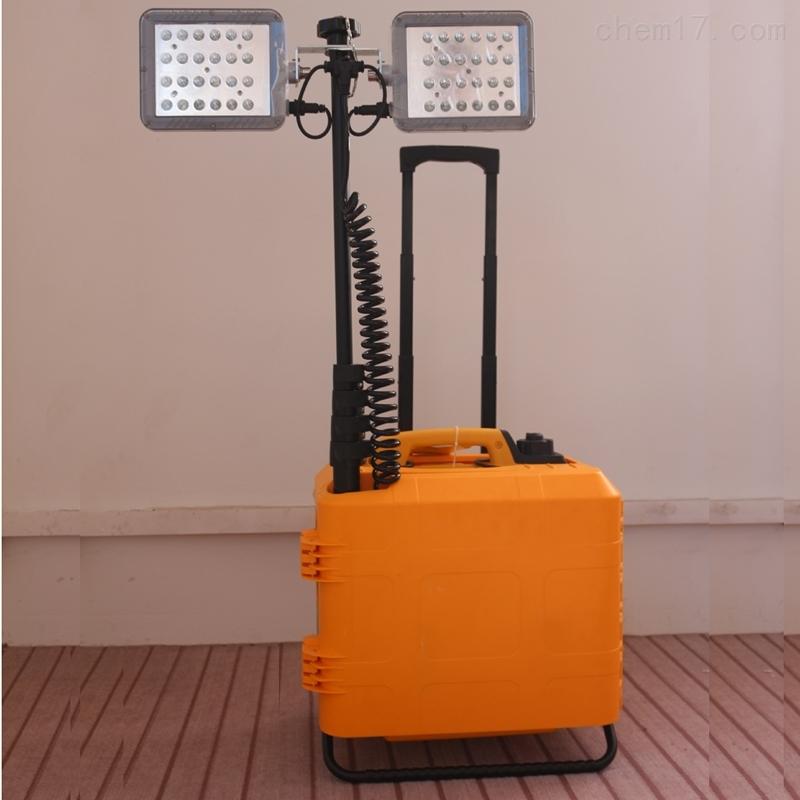 SFW6121便携式箱移动升降灯带静音发电机